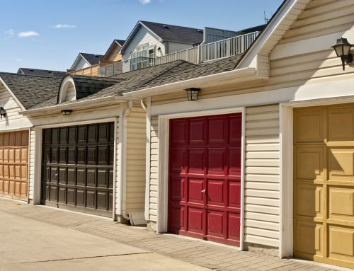 4 Financial Benefits You Will Instantly Derive From Installing A New Garage Door